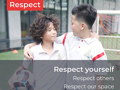 Spread respect in schools
