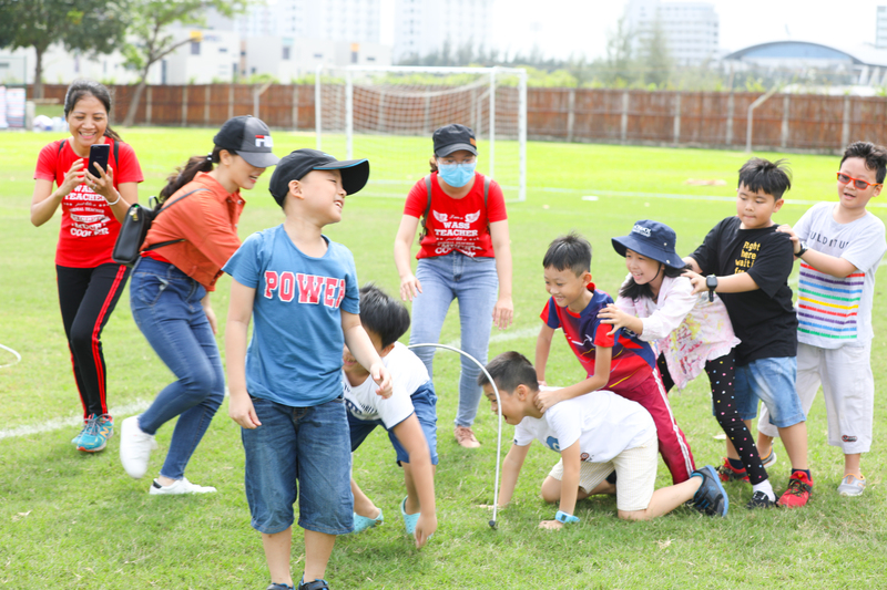 Active summer with Sports Day 2019