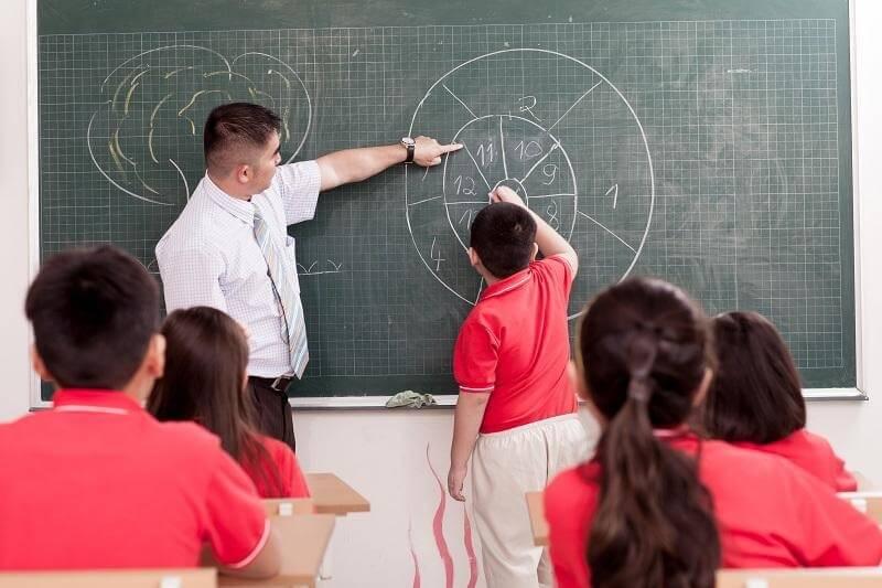 lớp học chương trình hè của trường quốc tế tây úc