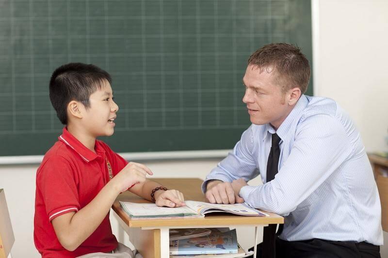 Học hè với giáo viên người bản xứ giúp trẻ nâng cao trình độ tiếng Anh