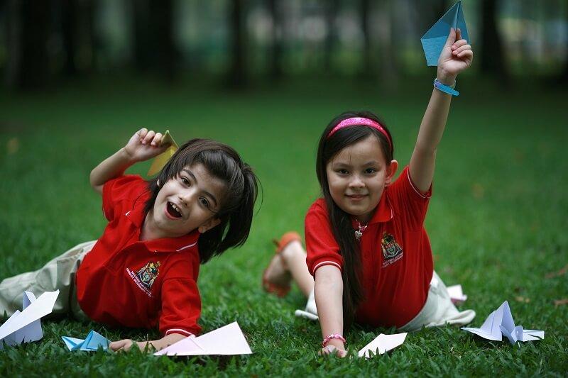 Chương trình học tại Trường Tây Úc chú trọng hoạt động ngoại khóa, rèn luyện kỹ năng sống để các em phát triển toàn diện