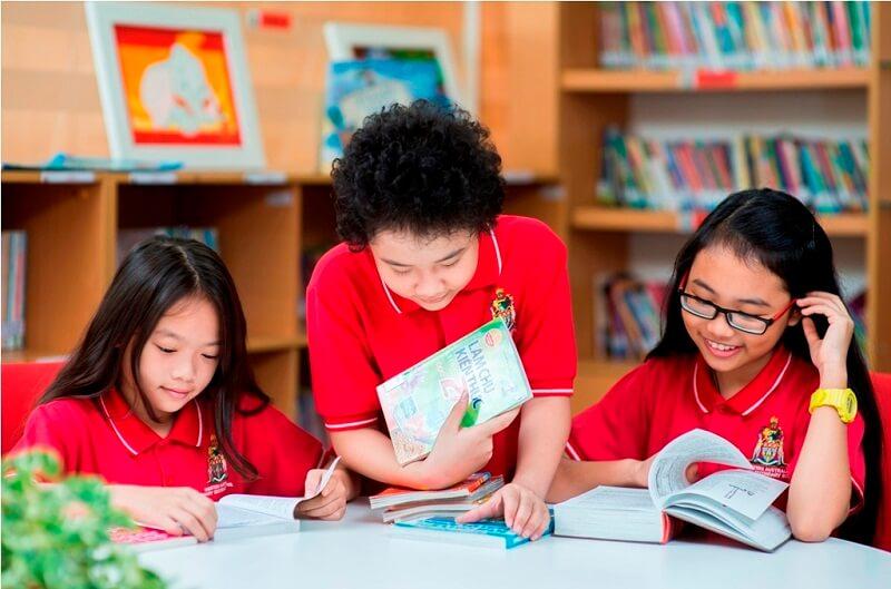 Lựa chọn một ngôi trường phù hợp với nguyện vọng gia đình sẽ là điều kiện giúp bé thực hiện mục tiêu của mình