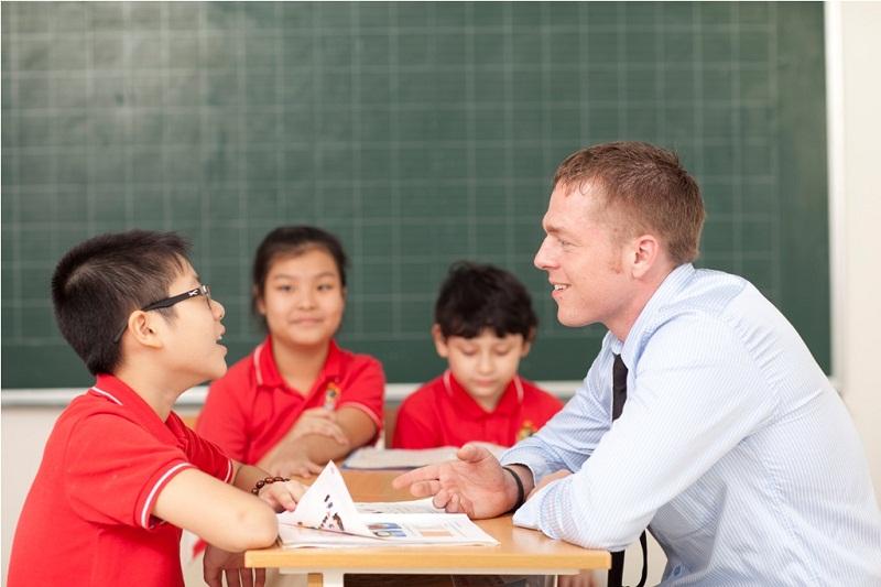 giáo viên bản ngử tại hệ thống trường quốc tế tây úc