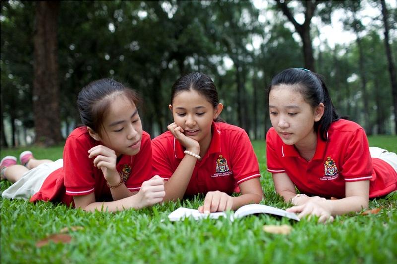 Chọn trường phù hợp với năng lực của con sẽ là động lực để các em phấn đấu và phát triển toàn diện