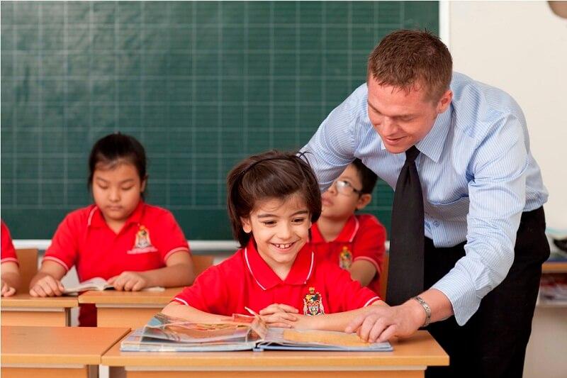 Lựa chọn trường quốc tế là môi trường thuận lợi cho các em rèn luyện vốn ngoại ngữ, kỹ năng sống chuẩn bị cho con đường du học