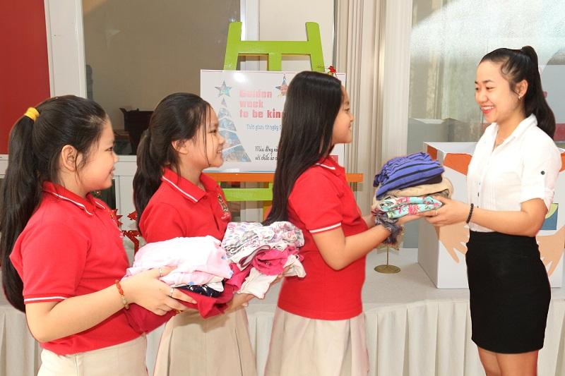 Charity at WASS