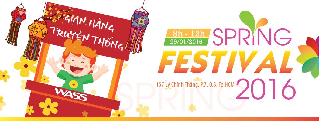 Banner Spring Festival 2016 - Viet