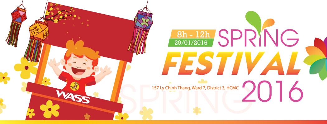 Banner Spring Festival - Eng