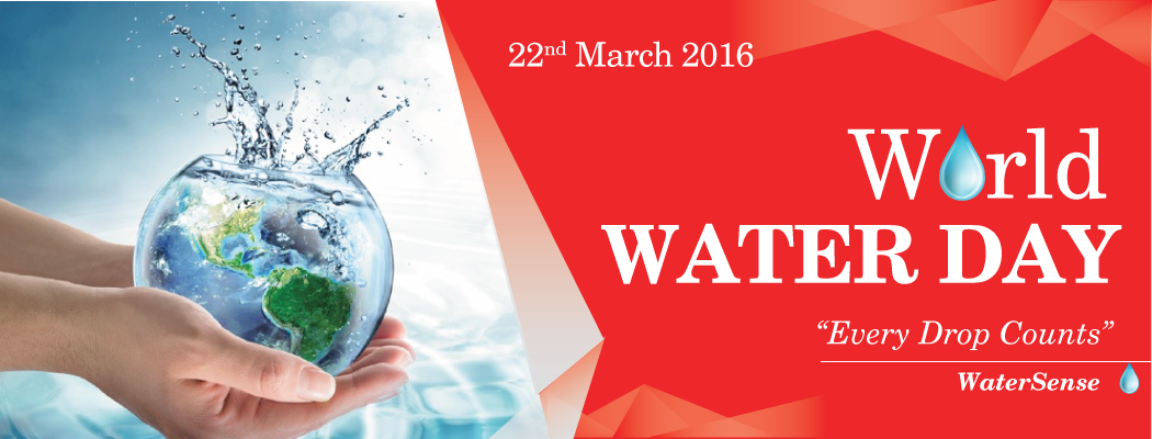 World Water Day 2016