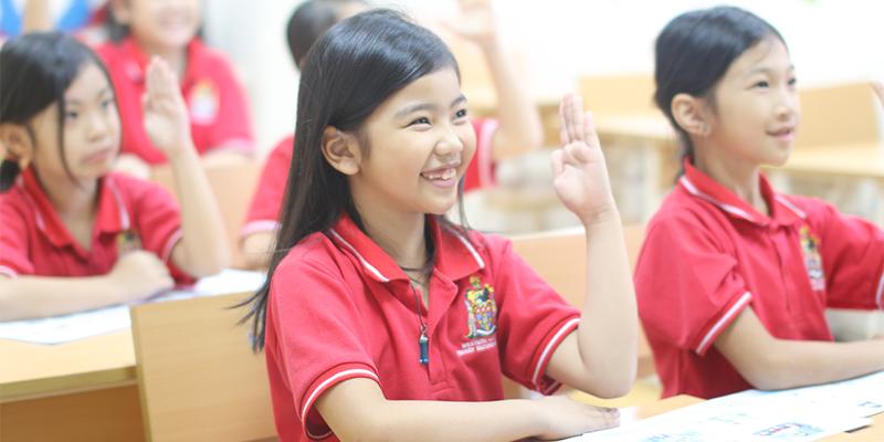 Học sinh Hệ thống Trường quốc tế Tây Úc