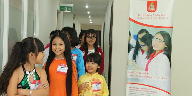 The Voice Kids 2016 tại Hệ thống Trường Tây Úc