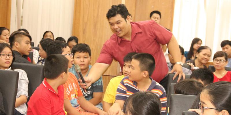 Khai giảng Khóa học hè 2016 tại WASS