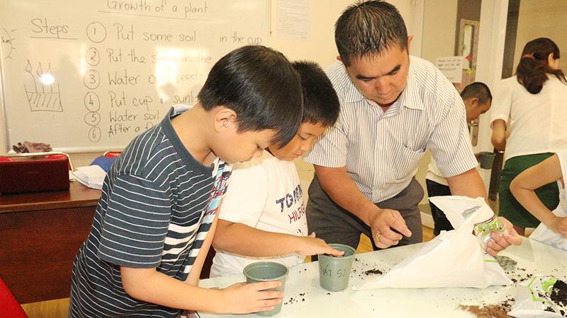 Học kỳ hè: Khám phá khoa học cùng những điều thú vị