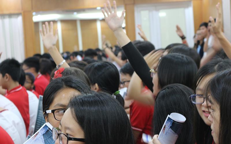 Hội đồng học sinh WASS 2016 chính thức ra mắt