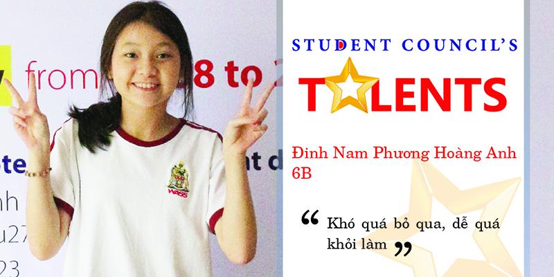 Ung vien Hoi dong hoc sinh tai He thong Truong Quoc te Tay Uc 9