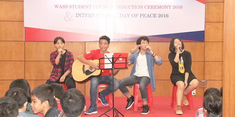Ngày hội Hòa Bình 2016 tại Hệ thống Trường Quốc tế Tây Úc