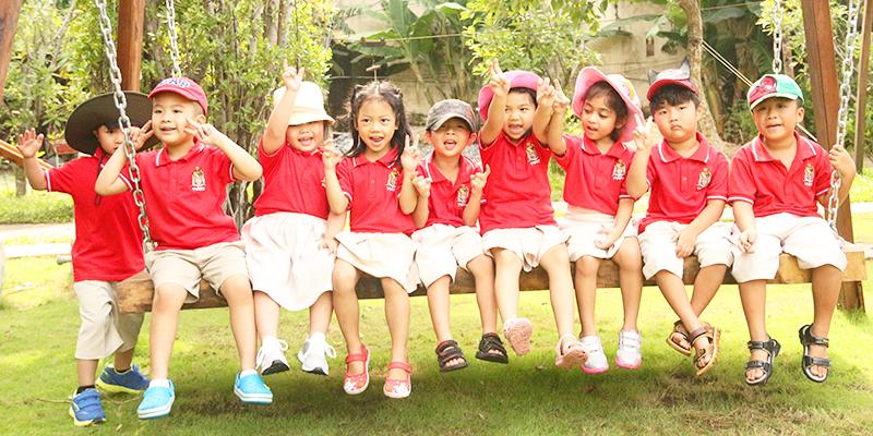 Field trip tháng 09 của Hệ thống Trường Quốc tế Tây Úc dành cho mầm non tại Family Garden