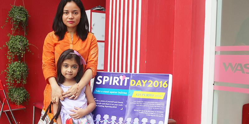 Spirit Day 2016 tại Hệ thống Trường Quốc tế Tây Úc