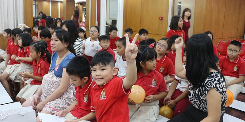 Cuoc thi bao tuong chao mung 2011 tai He thong Truong Quoc te Tay Uc 11