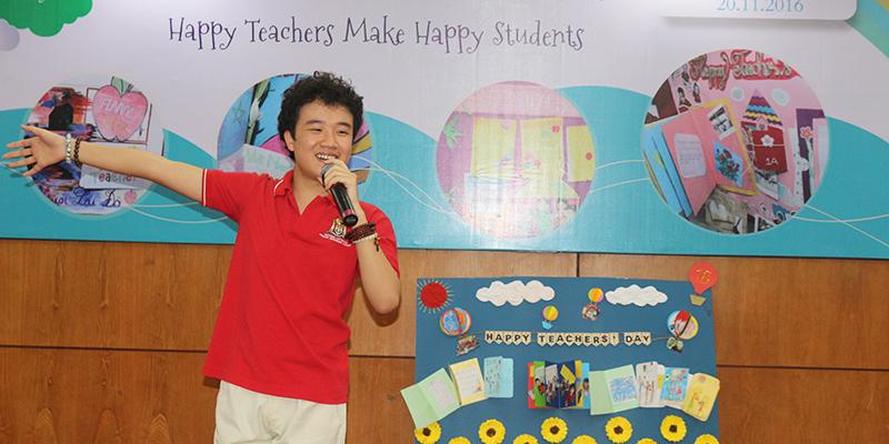 Cuoc thi bao tuong chao mung 2011 tai He thong Truong Quoc te Tay Uc 16