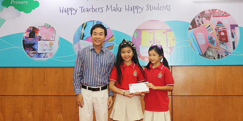 Cuoc thi bao tuong chao mung 2011 tai He thong Truong Quoc te Tay Uc 23