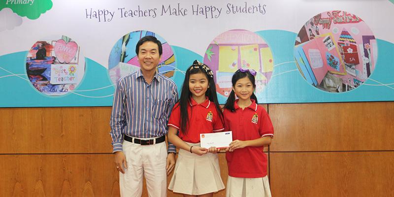Cuoc thi bao tuong chao mung 2011 tai He thong Truong Quoc te Tay Uc 24