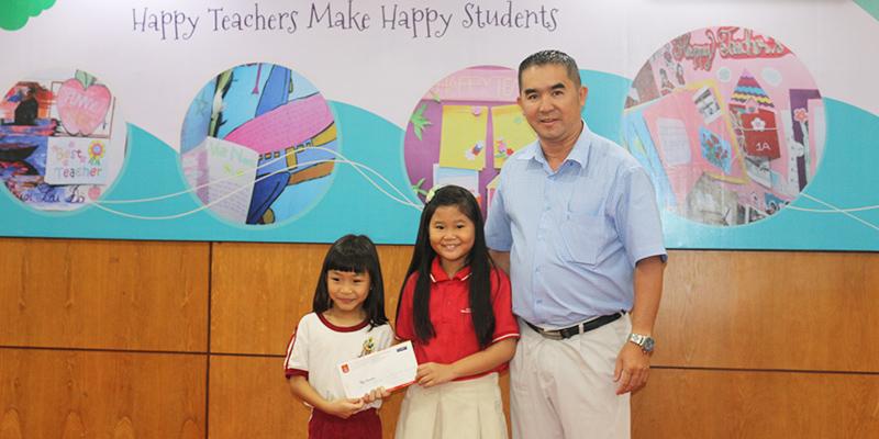 Cuoc thi bao tuong chao mung 2011 tai He thong Truong Quoc te Tay Uc 25