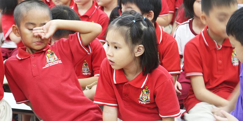 Cuoc thi bao tuong chao mung 2011 tai He thong Truong Quoc te Tay Uc 5
