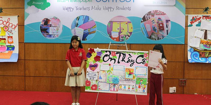 Cuoc thi bao tuong chao mung 2011 tai He thong Truong Quoc te Tay Uc 9
