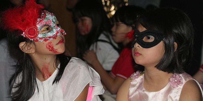 Halloween 2016 tai He Thong Truong Quoc te Tay Uc