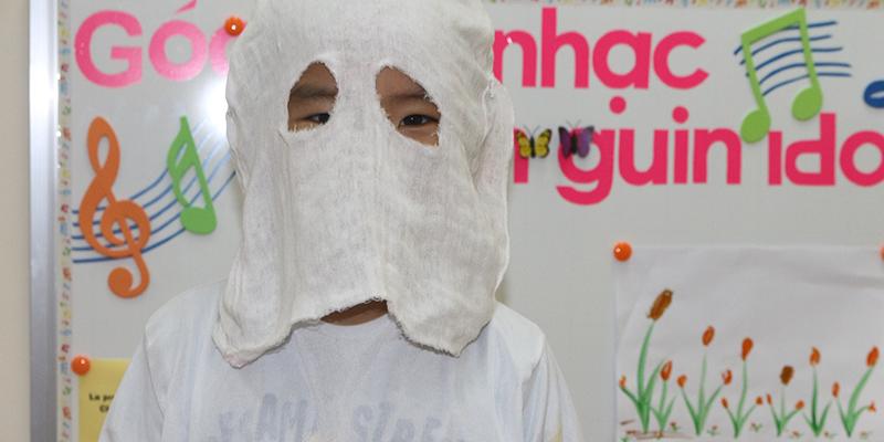 Halloween 2016 tai He Thong Truong Quoc te Tay Uc  18
