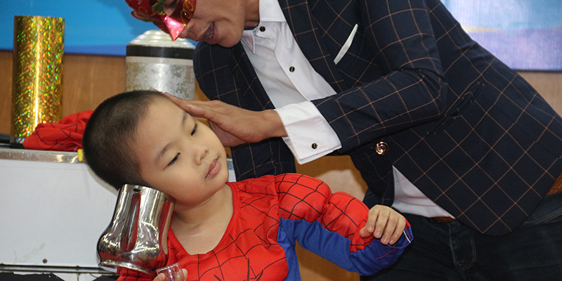 Halloween 2016 tai He Thong Truong Quoc te Tay Uc  3