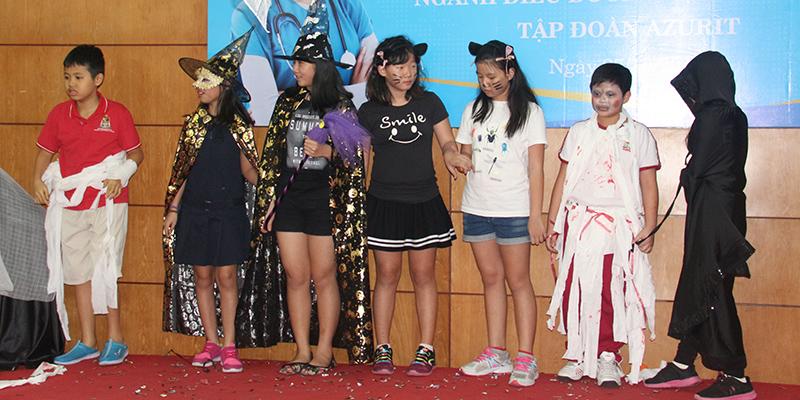 Halloween 2016 tai He Thong Truong Quoc te Tay Uc  9