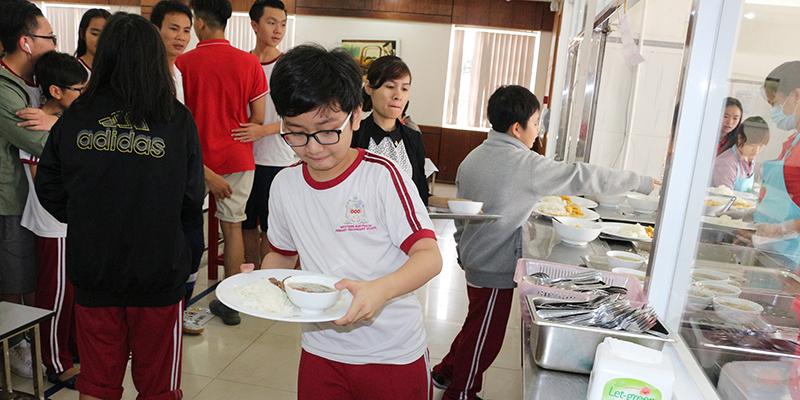 Hoat dong hoi dong hoc sinh tai wass 14