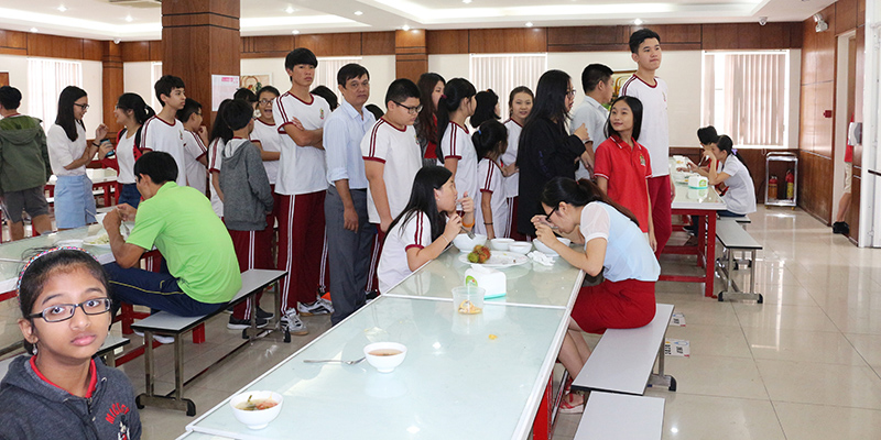 Hoat dong hoi dong hoc sinh tai wass 7