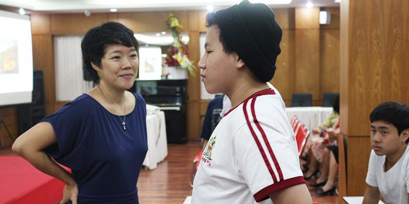 Hoi thao huong nghiep 2016 cho hoc sinh he Thong Truong Quoc te Tay Uc 6