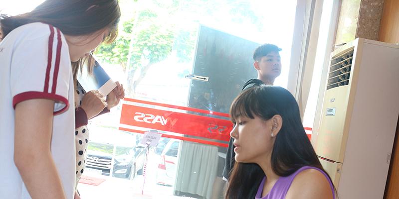 WASS Education Fair 2016 tai He thong Truong Quoc te Tay Uc 14