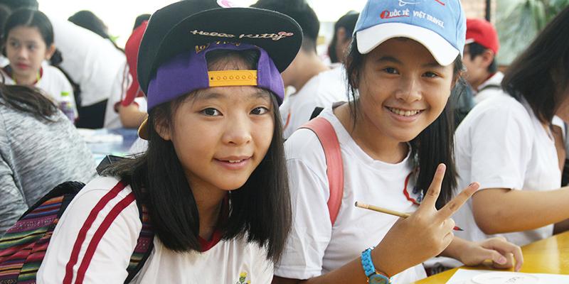 field trip trung hoc tai He Thong Truong Quoc te Tay Uc 10