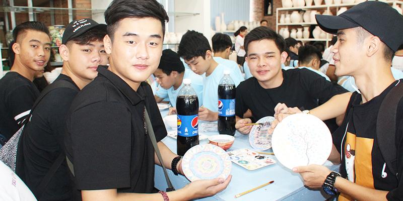 field trip trung hoc tai He Thong Truong Quoc te Tay Uc `13