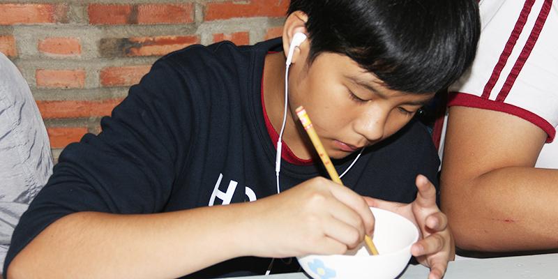 field trip trung hoc tai He Thong Truong Quoc te Tay Uc 22