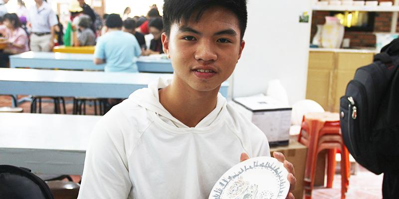 field trip trung hoc tai He Thong Truong Quoc te Tay Uc 26