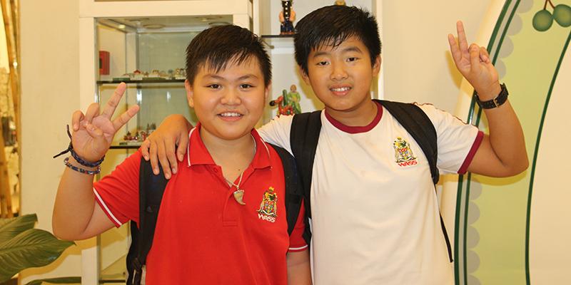 field trip trung hoc tai He Thong Truong Quoc te Tay Uc 29
