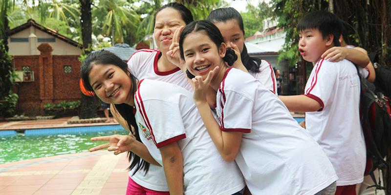 field trip trung hoc tai He Thong Truong Quoc te Tay Uc 34