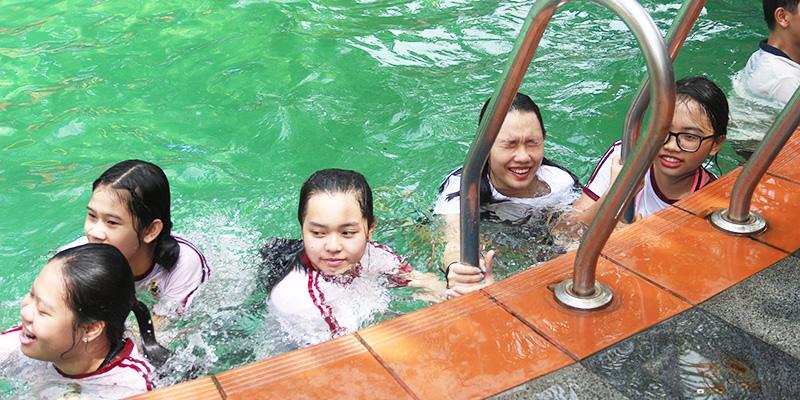 field trip trung hoc tai He Thong Truong Quoc te Tay Uc 36