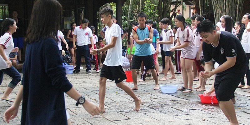 field trip trung hoc tai He Thong Truong Quoc te Tay Uc 38