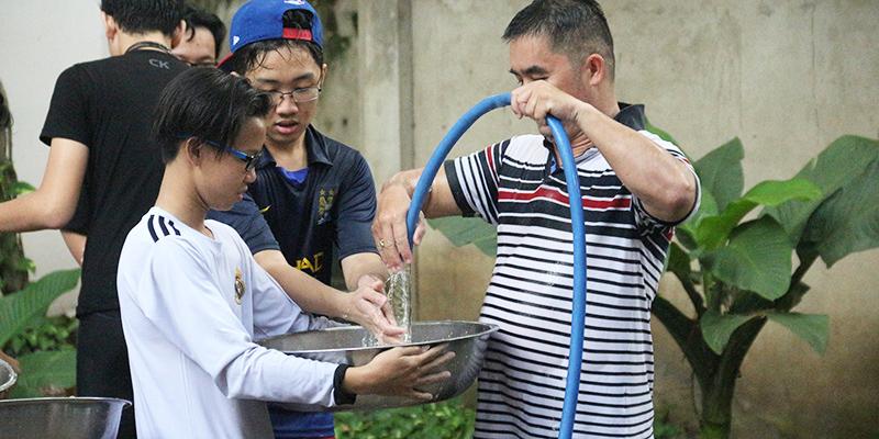 field trip trung hoc tai He Thong Truong Quoc te Tay Uc 39