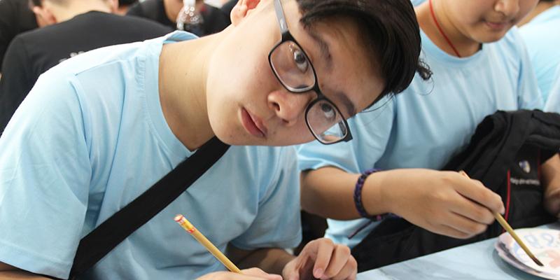field trip trung hoc tai He Thong Truong Quoc te Tay Uc14