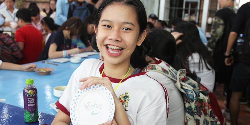 field trip trung hoc tai He Thong Truong Quoc te Tay Uc18