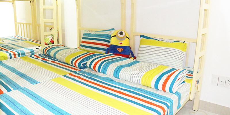 Dormitory of WASS