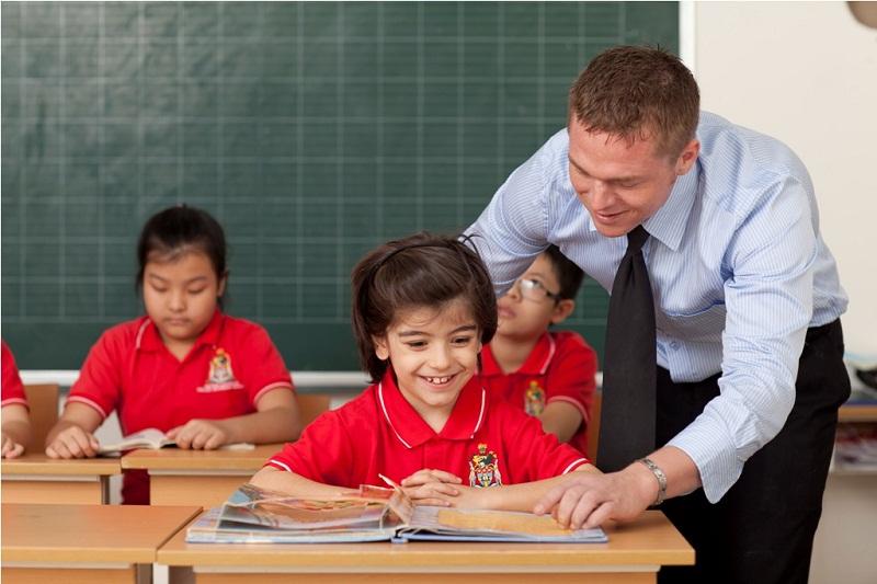 Giáo viên dạy tiếng Anh tất cả các bộ môn tại các trường quốc tế TPHCM